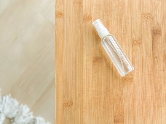 How to disinfect your cutting board