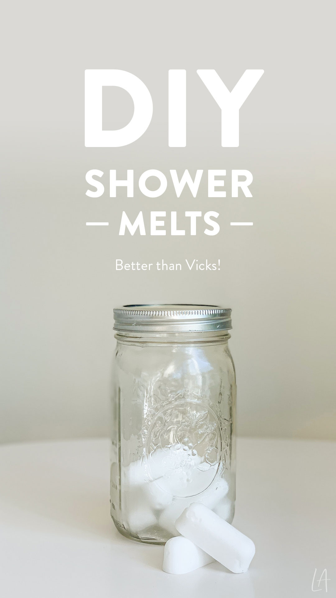 How to make your own shower melts