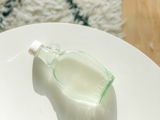 DIY Easy antibacterial mouthwash