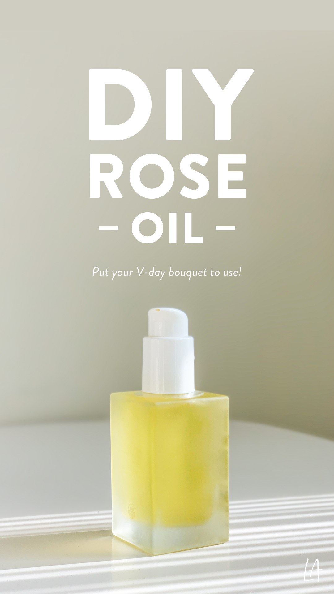 How to make your own rose oil