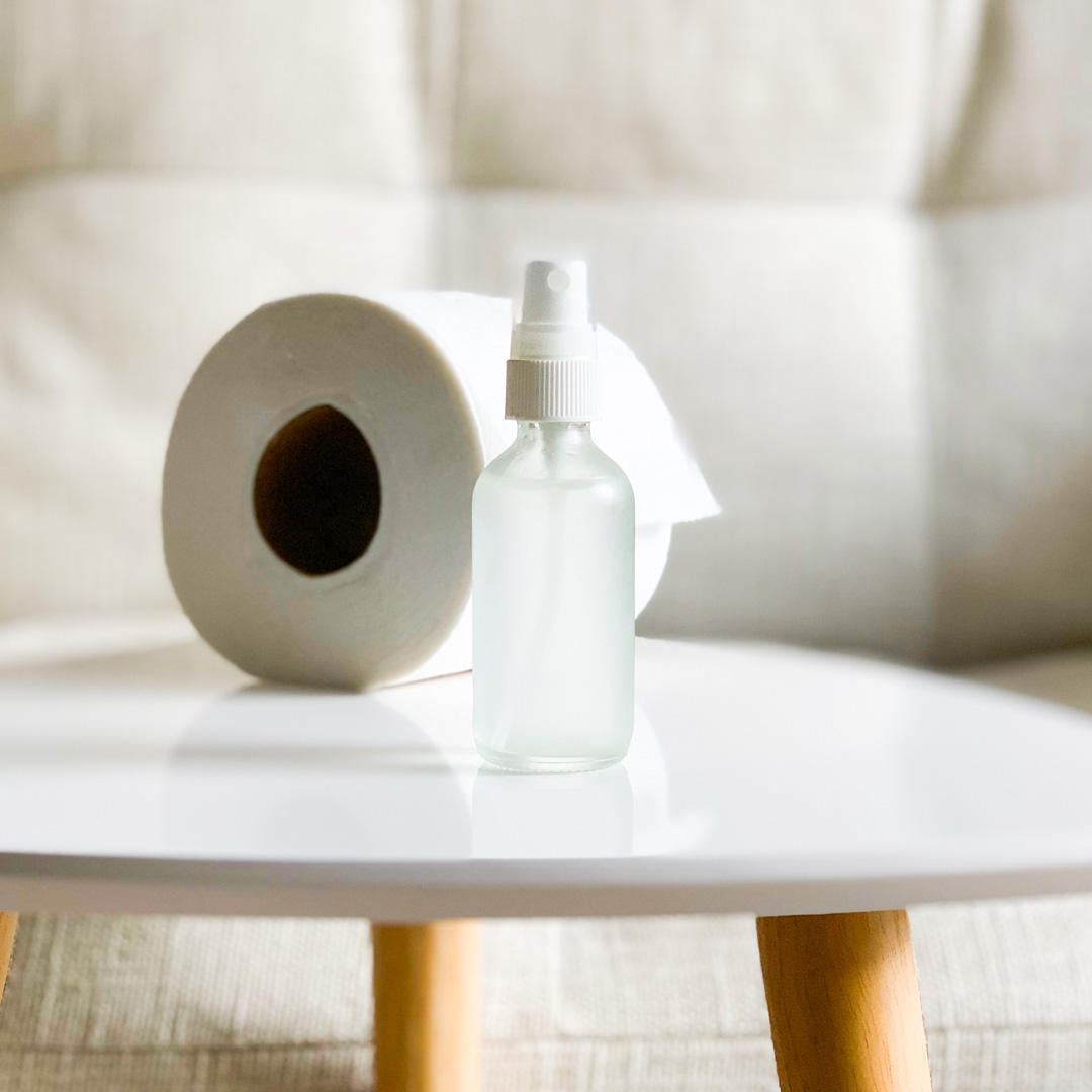 DIY Poo pourri spray recipe