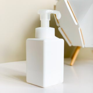 DIY Antimicrobial foaming hand soap