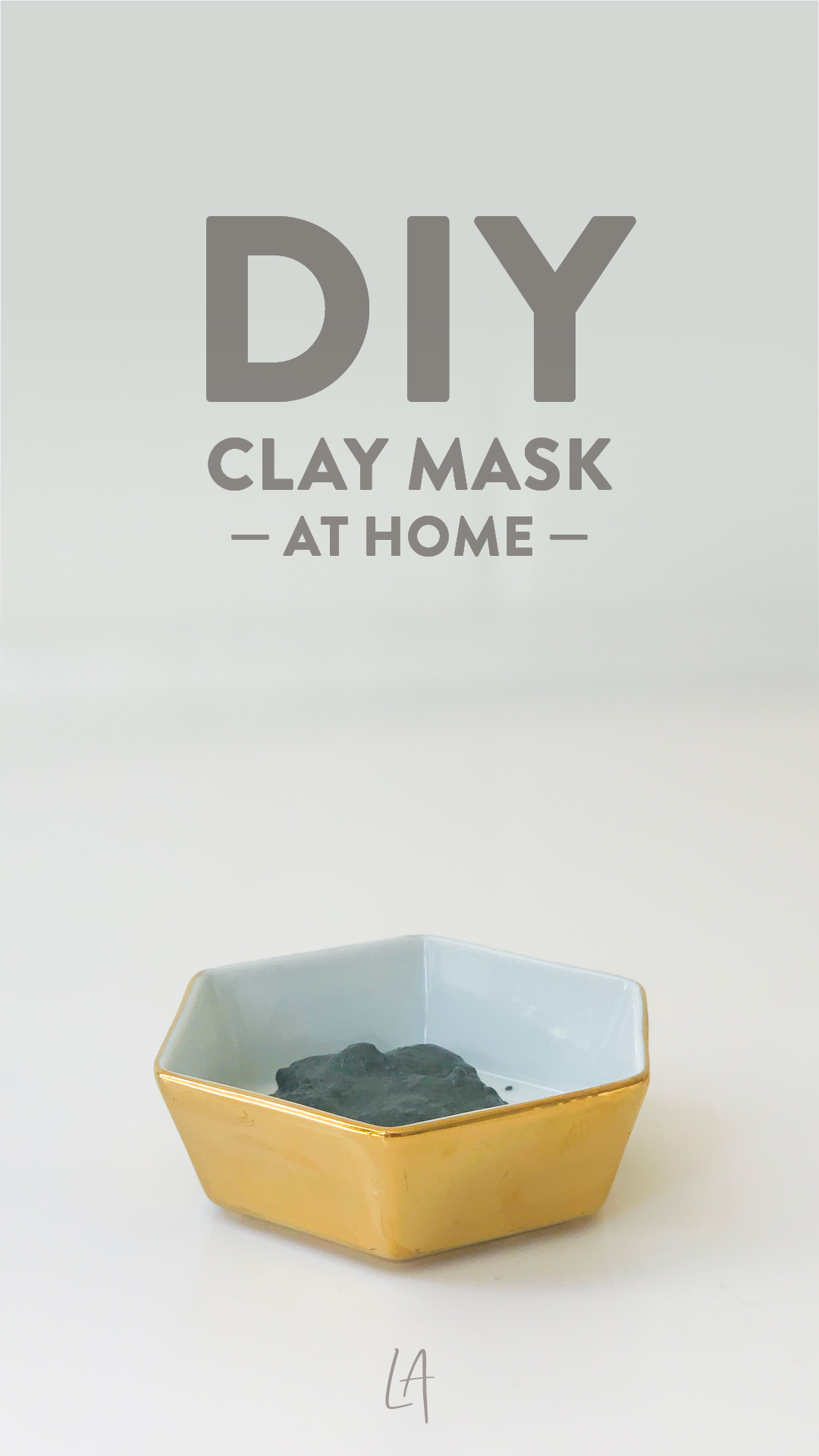 How to make a clay mask at home