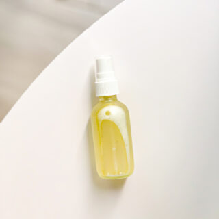 How to make after shave spray