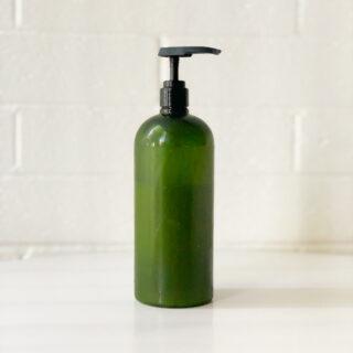 DIY Body wash for men