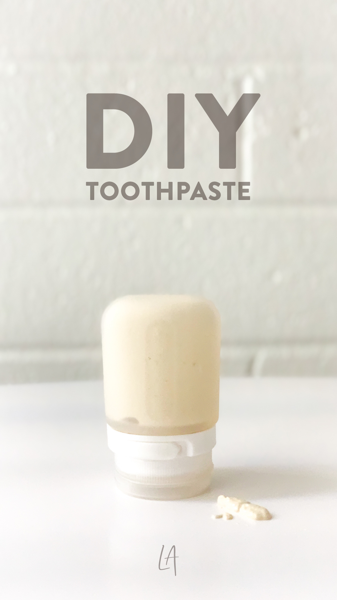 How to make your own toothpaste at home