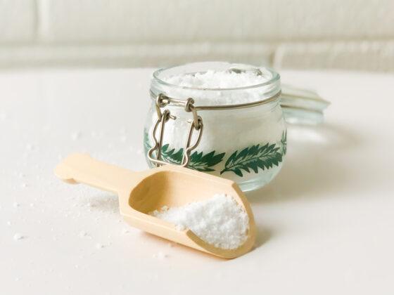 DIY Bath Salts recipe