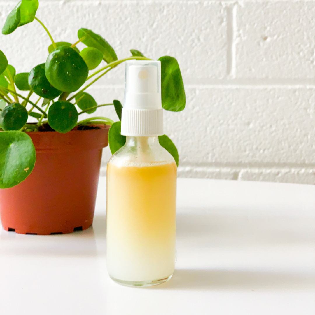 DIY Plant pesticide recipe